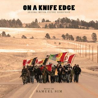ON A KNIFE EDGE