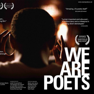 WE ARE POETS