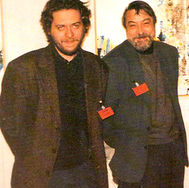 Avec Claude Szymczak Assemblée nationale Paris