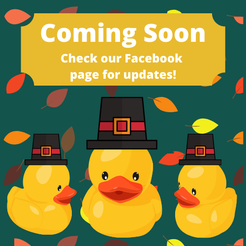 Coming Soon Check our Facebook page for