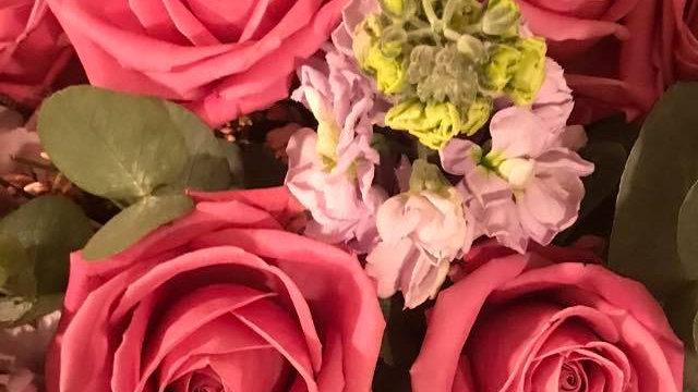 Florist choice -- from €30 - €100