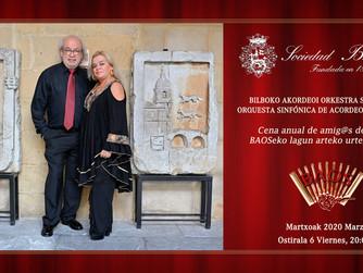 Presentación de la revista Bilbao Accordion nº 6