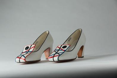 Herbert Levine (Beth Levine) shoes ca 1966