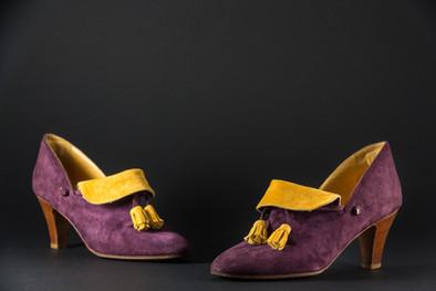 Manolo Blahnik shoes 1970s