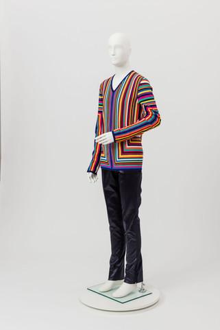 Jil Sander 'Jim Lamby' pullover by Raf Simons SS2011