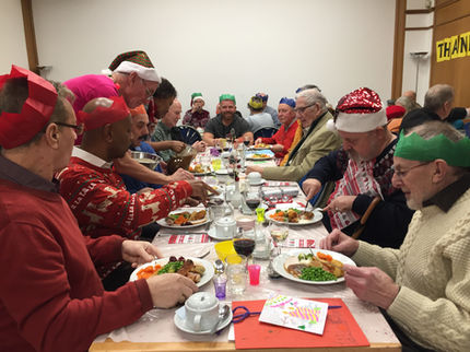 Thursday Pensioners' Lunch