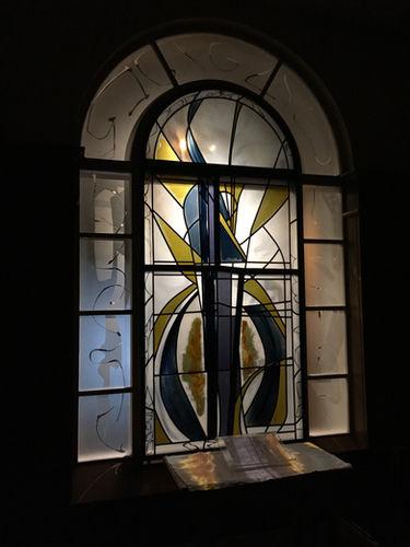St Anne Window