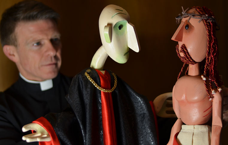 Preaching with puppets