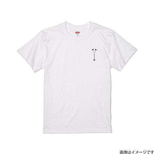 【HEYMA】クールネック半袖Tシャツ