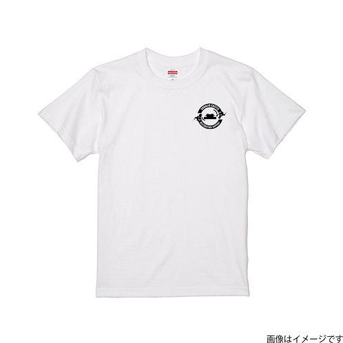【首里城復興支援】ブラックロゴ 半袖Tシャツ