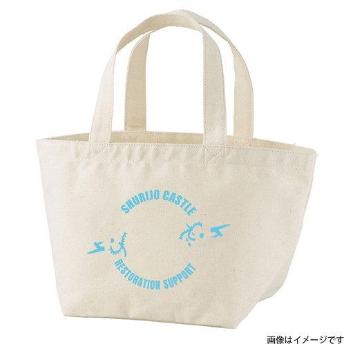 【首里城復興支援】オンリードラゴンスカイロゴ トートバッグS