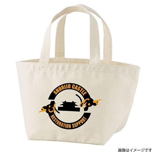 【首里城復興支援】ジャイアンツカラーロゴ トートバッグS