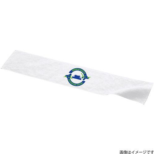 【首里城復興支援】ブルー&グリーンロゴ マフラータオル
