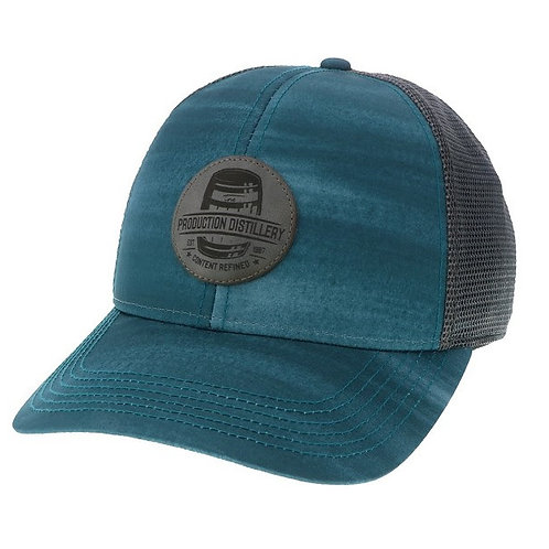 The Production Distillery Hat - Blue