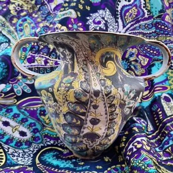 Ceramics for the Queen