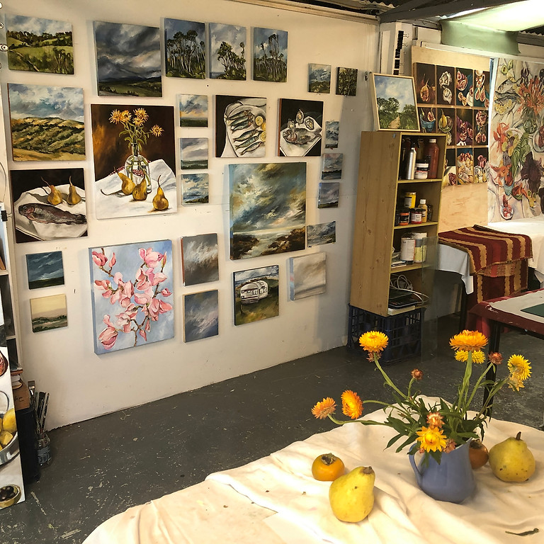 Open Studio - Veronica O'Leary