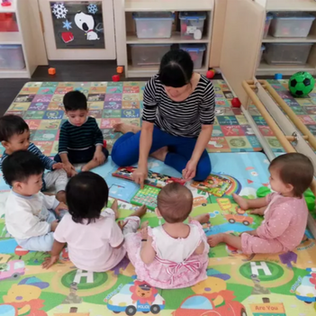 Choosing Infant Care Centre or Childcare in Singapore?