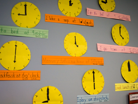 3 Ways To Teach Children Time Management