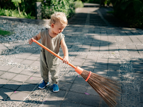 Age-appropriate Household Chores for Children