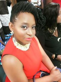 Myra Maimoh Performing _Miss Cameroon US