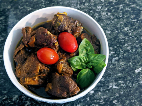 Curry Goat So Yummy and Bae
