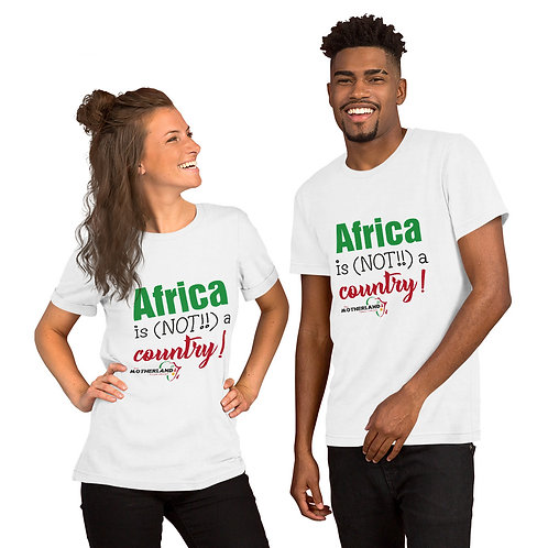 Africa is (Not!!) a country!