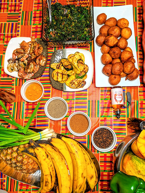 Delicious & Easy African Recipes