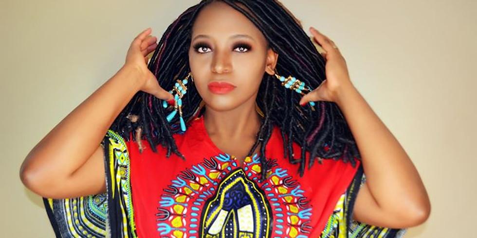 Myra Maimoh Live at GRAAMA (Akwaaba ArtPrize)