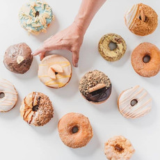We see doughnuts in your future.