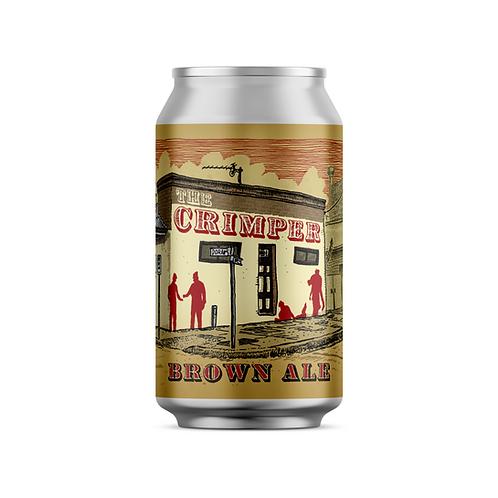 The Crimper Brown Ale
