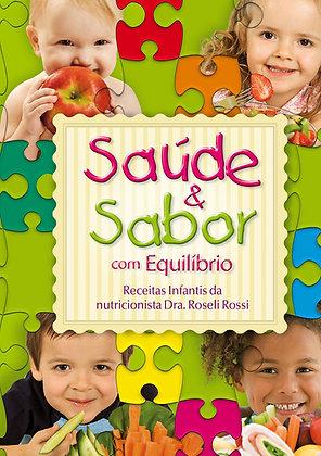 Saúde & Sabor - Receitas Infantis