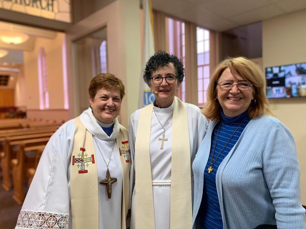 Bishop Tracie Bartholomew, Pastor Kathle