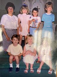 Sunday School 1991