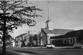 Old Church Photo.