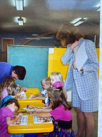 Sunday School - Oct 1993.