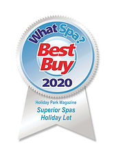 WhatSpa HP Best Buy Award 2020 Superior