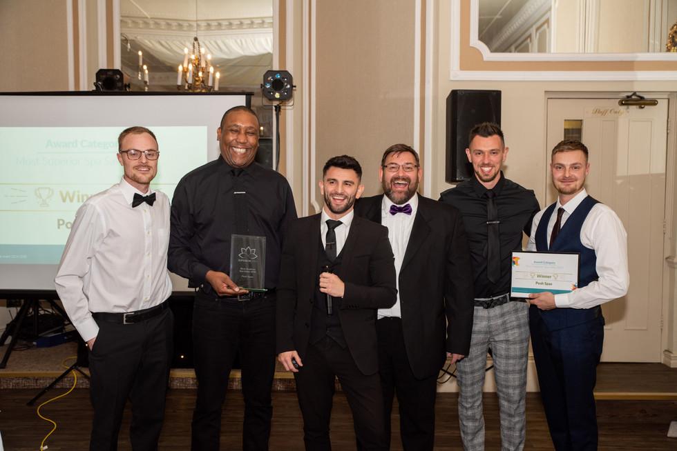 Dealer Awards 2019 Most Superior Spa Sal