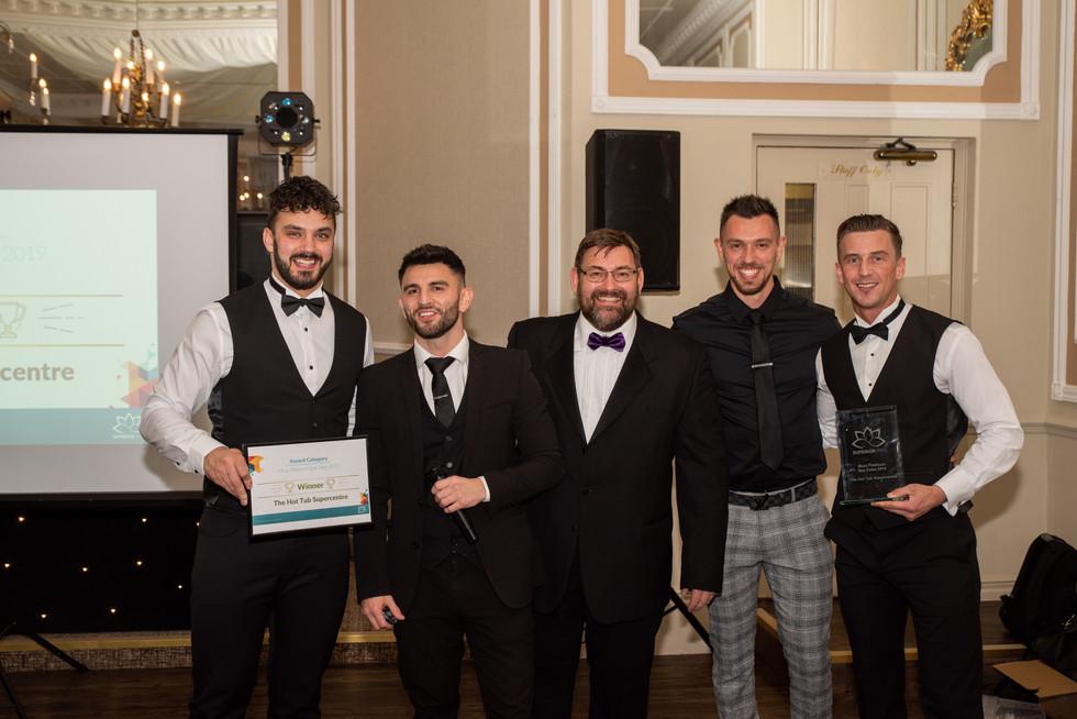 Dealer Awards 2019 Most Platinum Spas Sa