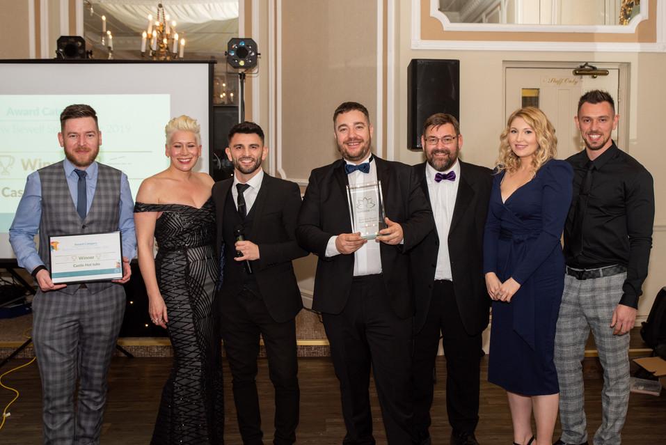 Dealer Awards 2019 Best New BeWell Spas