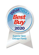 WhatSpa Best Buy Award 2020 Superior Spa