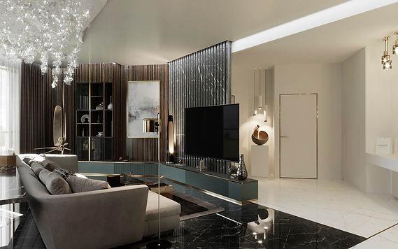 Дизайн интерерьера гостиная