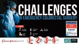 Challenges in Emergency Colorectal Surgery