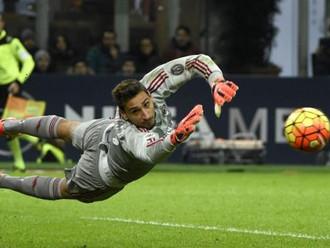 Donnarumma habis kontrak dengan AC Milan