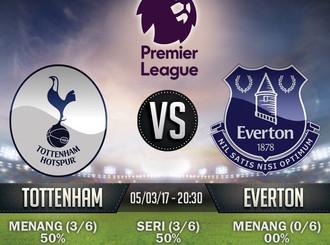 Prediksi Bola - Tottenham v Everton