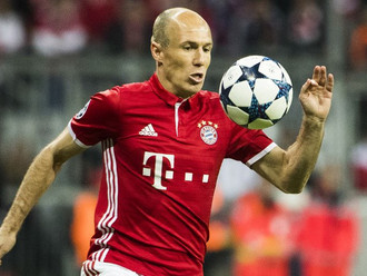 Akhir Karier Robben Sudah Dekat
