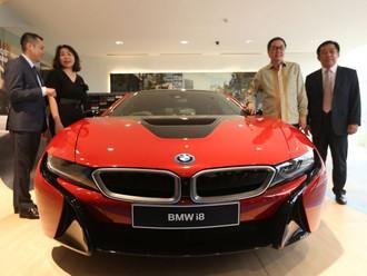 BMW Indonesia Siap Sokong Penuh i8 Hybrid
