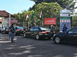 Kedatangan raja Salman di Bali mempengaruhi 39 penerbangan