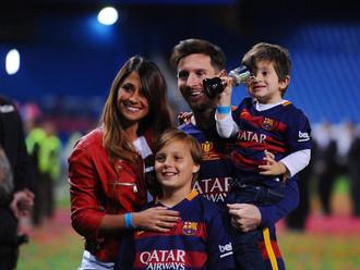 30 Juni Disebut Jadi Tanggal Pernikahan Messi-Antonella