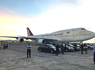 Raja Salman tinggal di Bali dengan keamanan penuh