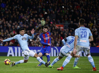 "Messi, Barca mengirim peringatan kepada PSG ""4 gol tidak cukup"""